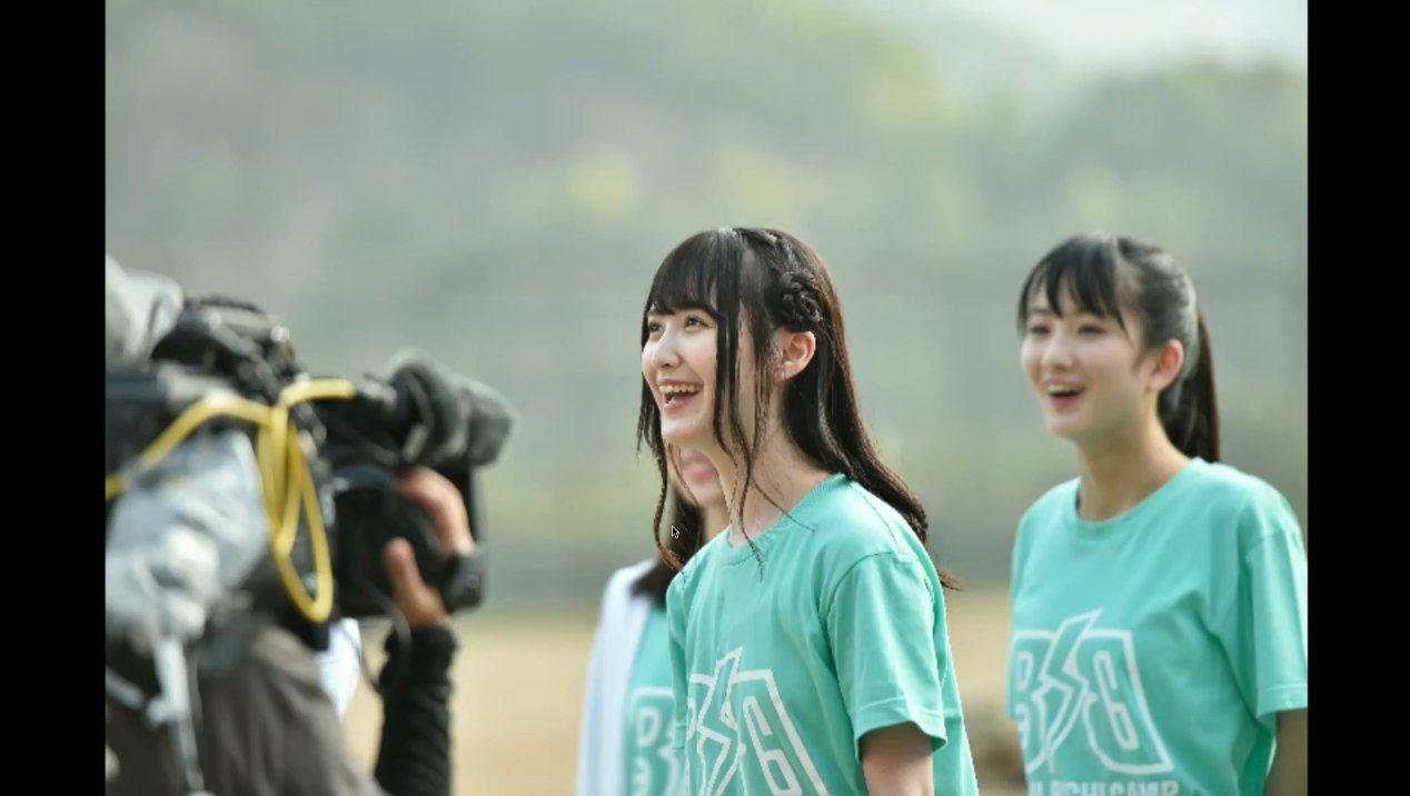 2019年8月18日新YNN NMB48 CHANNELで放送された「BACHI BACHI CAMP」の画像-2426