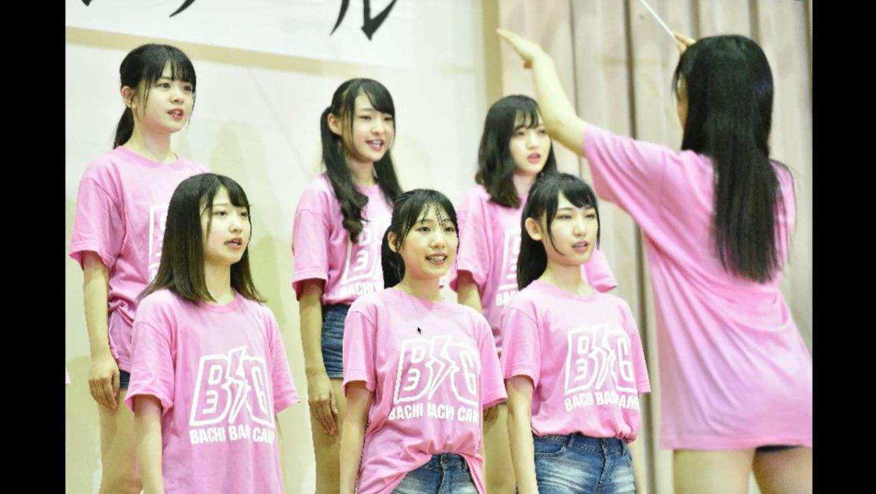 2019年8月18日新YNN NMB48 CHANNELで放送された「BACHI BACHI CAMP」の画像-2446