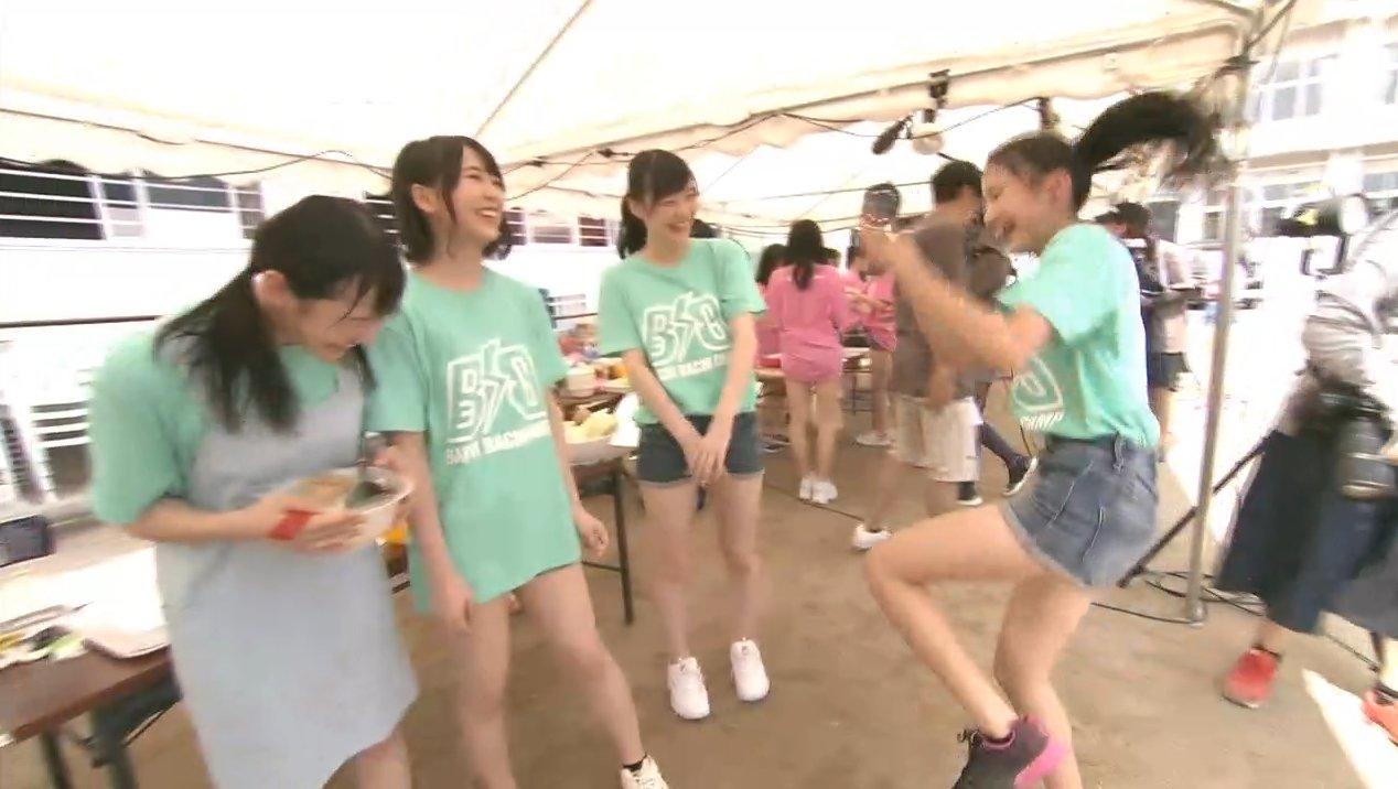 2019年8月18日新YNN NMB48 CHANNELで放送された「BACHI BACHI CAMP」の画像-440