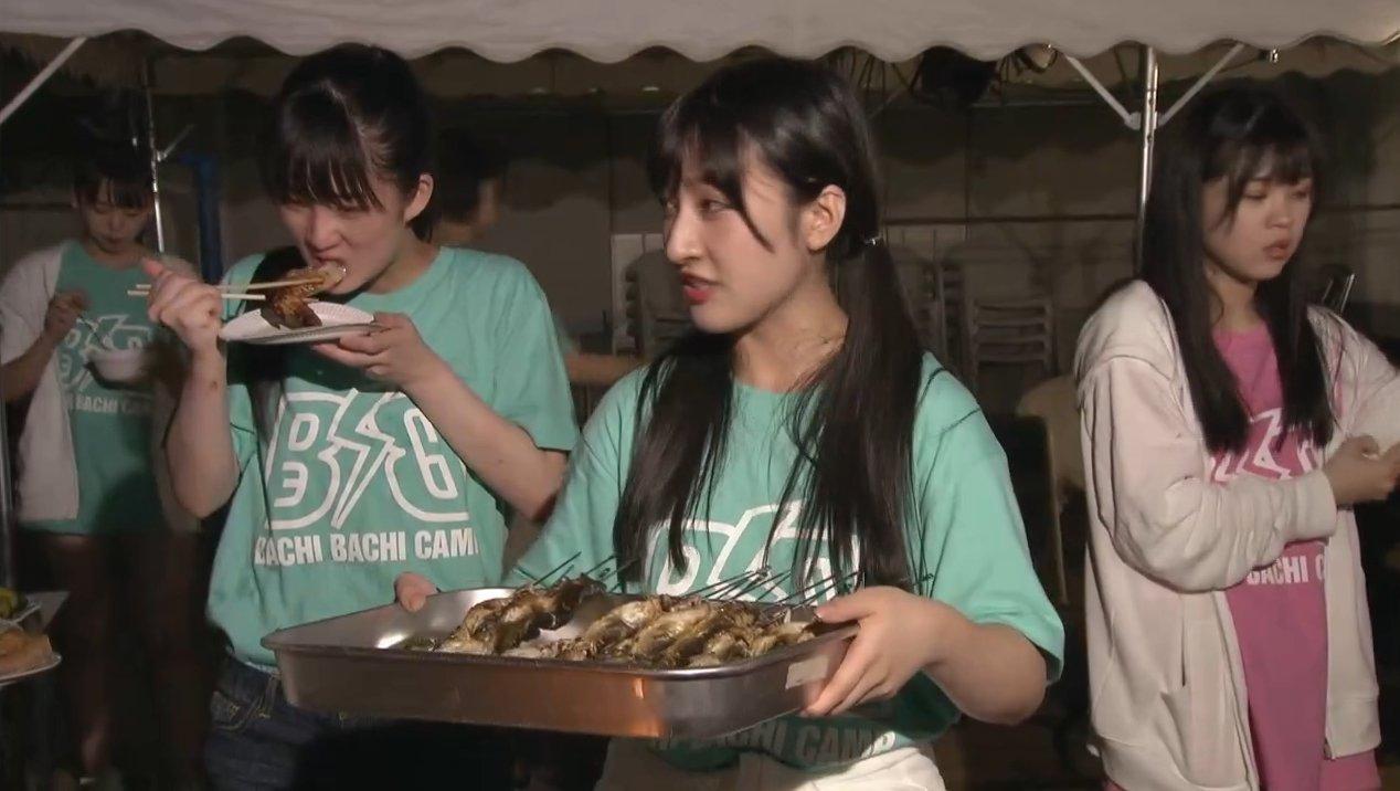 2019年8月18日新YNN NMB48 CHANNELで放送された「BACHI BACHI CAMP」の画像-2500
