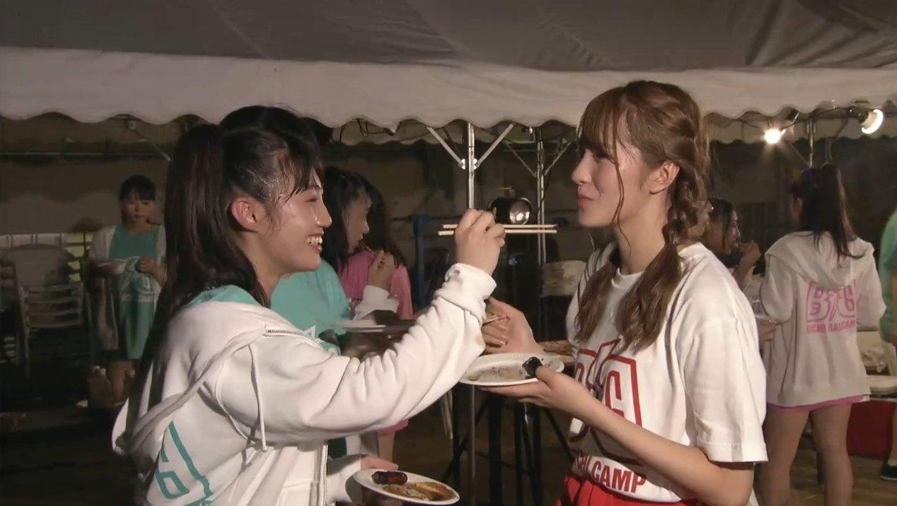 2019年8月18日新YNN NMB48 CHANNELで放送された「BACHI BACHI CAMP」の画像-2562