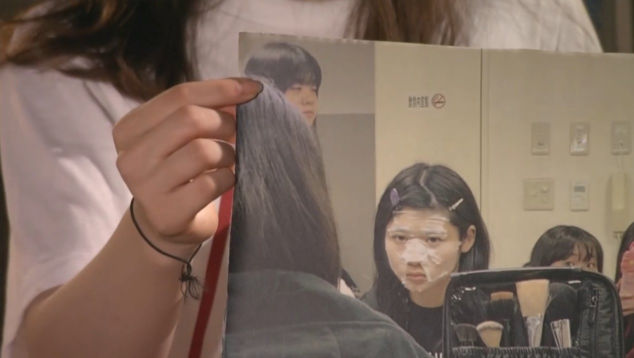 2019年8月18日新YNN NMB48 CHANNELで放送された「BACHI BACHI CAMP」の画像-2612