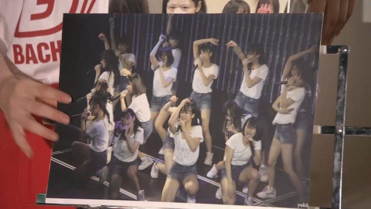 2019年8月18日新YNN NMB48 CHANNELで放送された「BACHI BACHI CAMP」の画像-2621
