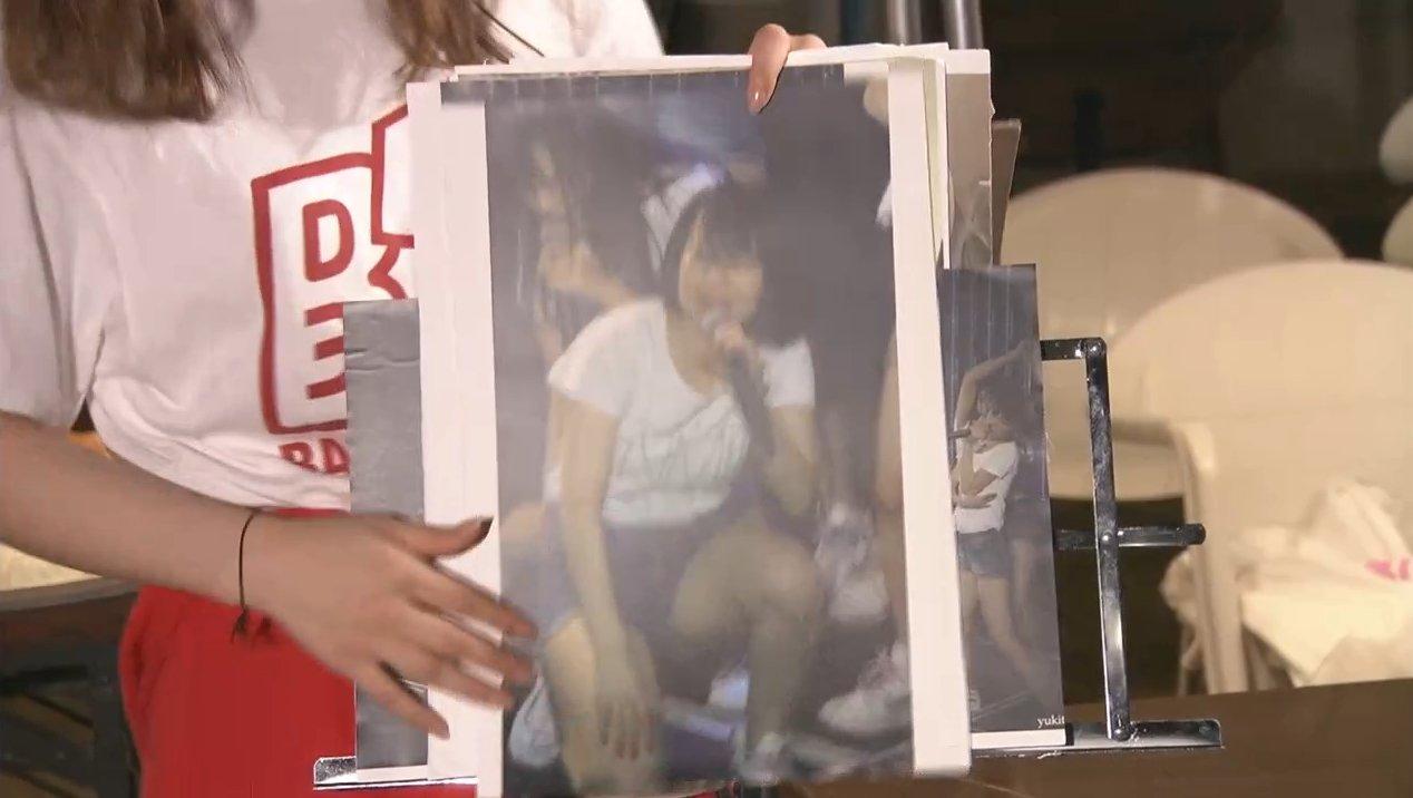 2019年8月18日新YNN NMB48 CHANNELで放送された「BACHI BACHI CAMP」の画像-2623