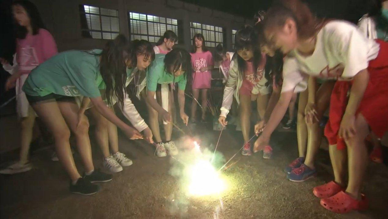 2019年8月18日新YNN NMB48 CHANNELで放送された「BACHI BACHI CAMP」の画像-2648