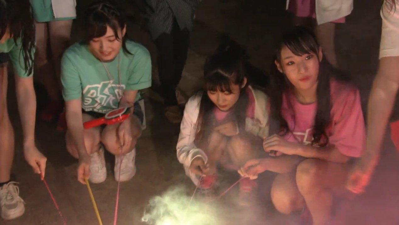 2019年8月18日新YNN NMB48 CHANNELで放送された「BACHI BACHI CAMP」の画像-2650