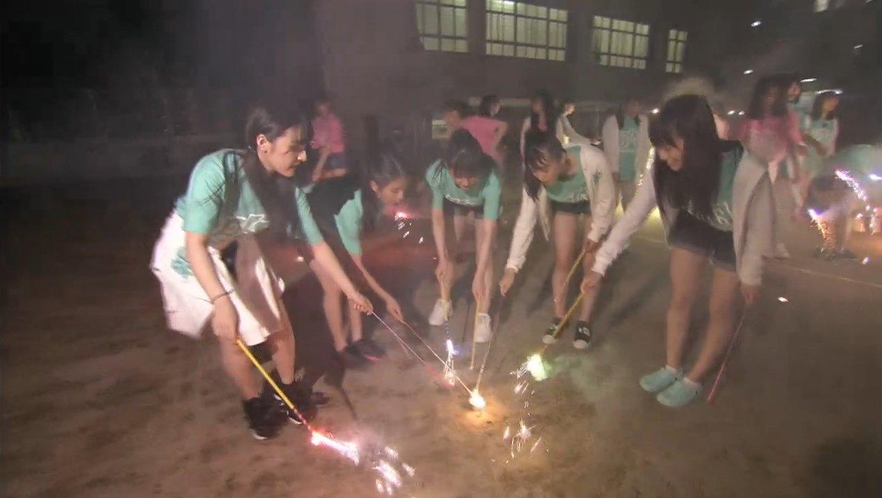 2019年8月18日新YNN NMB48 CHANNELで放送された「BACHI BACHI CAMP」の画像-2652