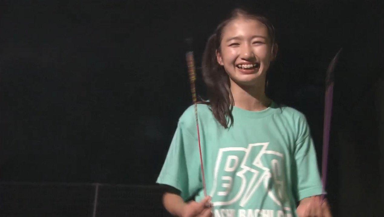 2019年8月18日新YNN NMB48 CHANNELで放送された「BACHI BACHI CAMP」の画像-2658