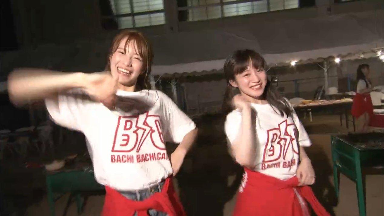 2019年8月18日新YNN NMB48 CHANNELで放送された「BACHI BACHI CAMP」の画像-2668