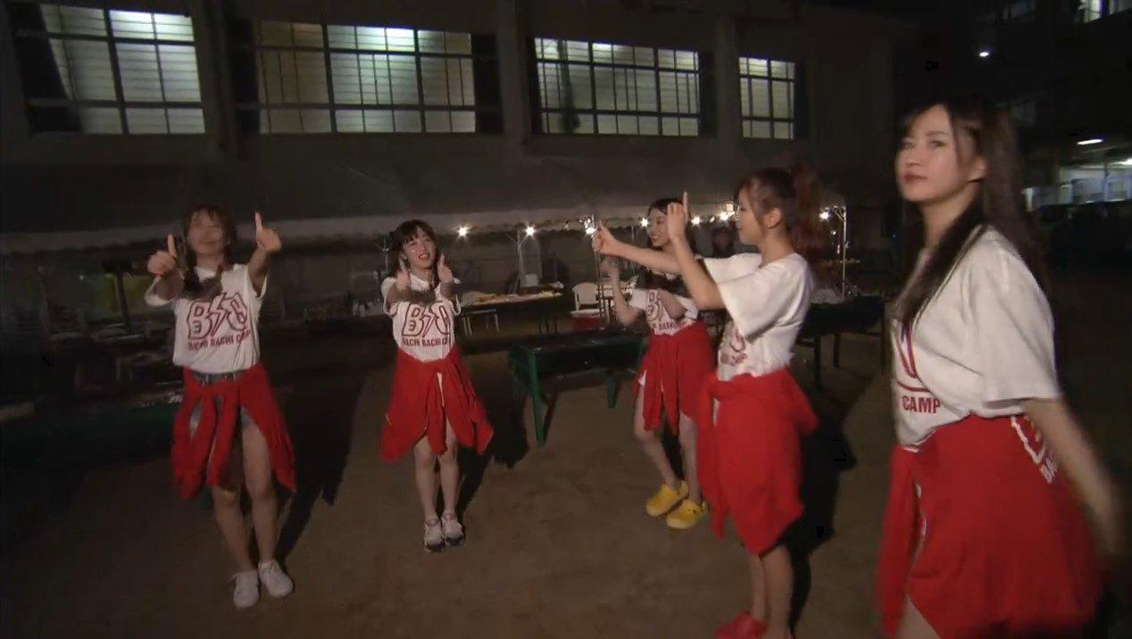 2019年8月18日新YNN NMB48 CHANNELで放送された「BACHI BACHI CAMP」の画像-2670