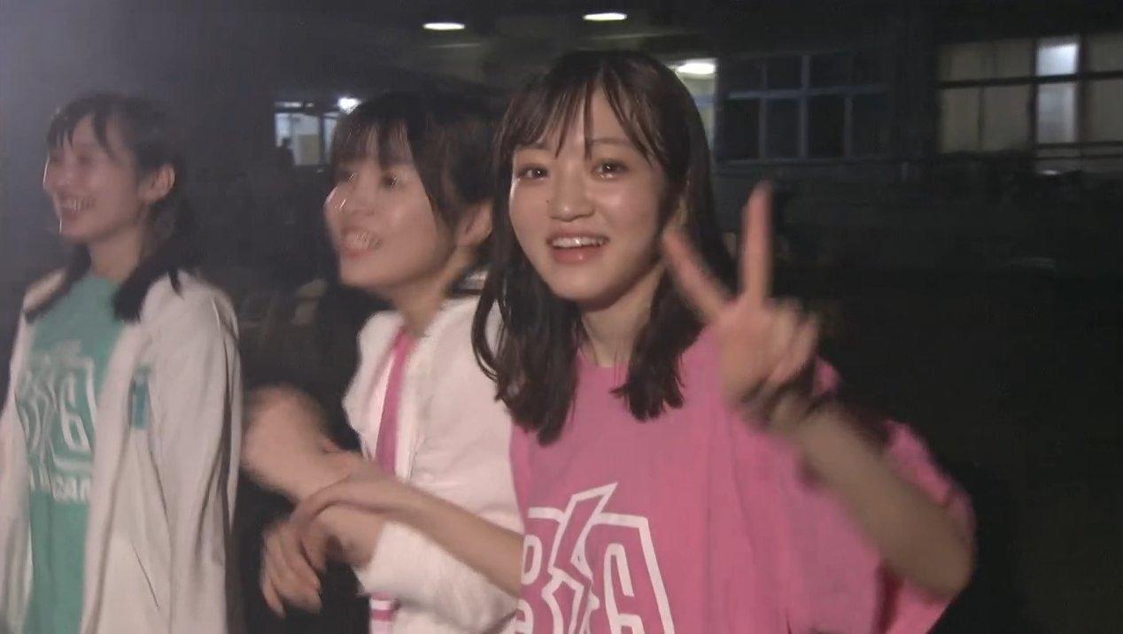 2019年8月18日新YNN NMB48 CHANNELで放送された「BACHI BACHI CAMP」の画像-2698