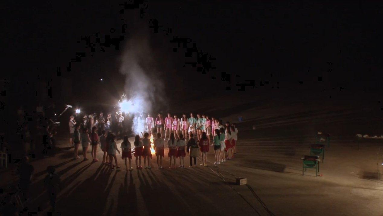2019年8月18日新YNN NMB48 CHANNELで放送された「BACHI BACHI CAMP」の画像-2720