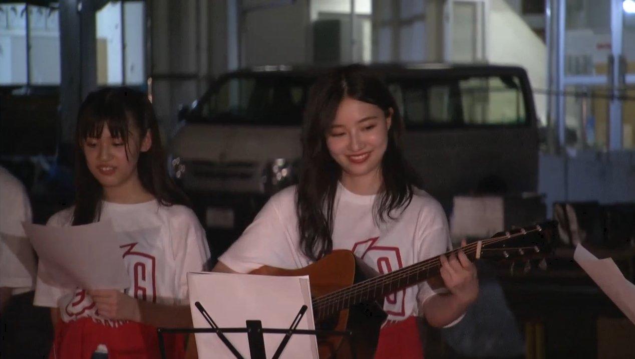 2019年8月18日新YNN NMB48 CHANNELで放送された「BACHI BACHI CAMP」の画像-2734