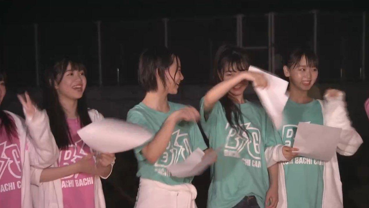 2019年8月18日新YNN NMB48 CHANNELで放送された「BACHI BACHI CAMP」の画像-2748