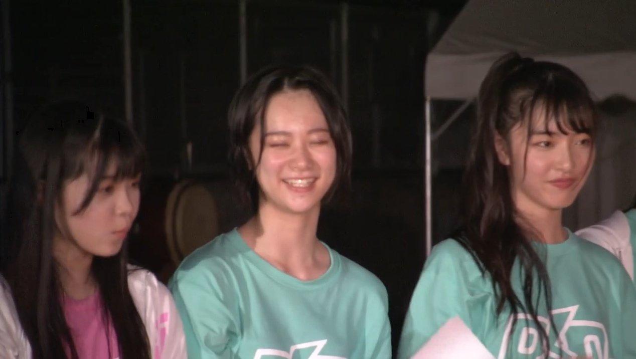 2019年8月18日新YNN NMB48 CHANNELで放送された「BACHI BACHI CAMP」の画像-2760