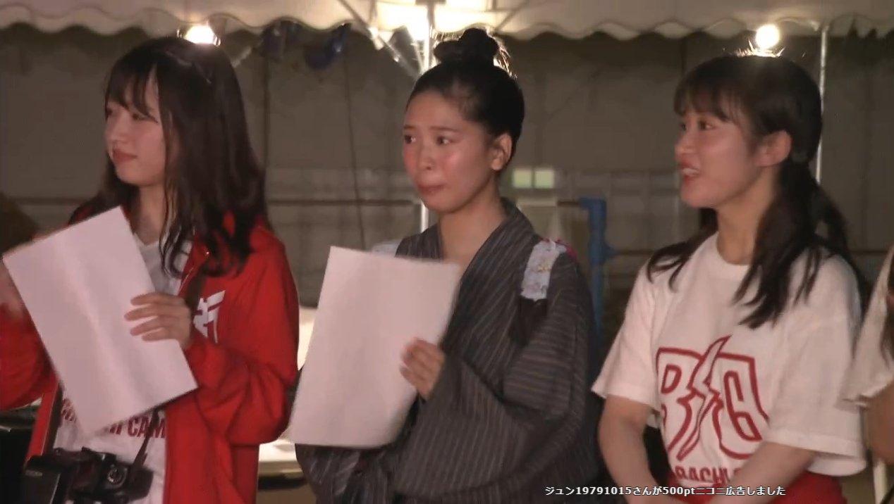2019年8月18日新YNN NMB48 CHANNELで放送された「BACHI BACHI CAMP」の画像-2762