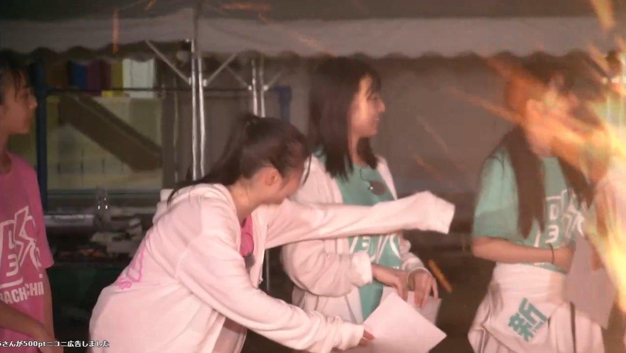 2019年8月18日新YNN NMB48 CHANNELで放送された「BACHI BACHI CAMP」の画像-2764