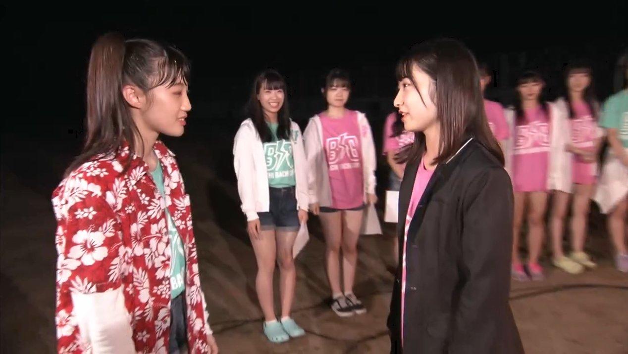 2019年8月18日新YNN NMB48 CHANNELで放送された「BACHI BACHI CAMP」の画像-2782