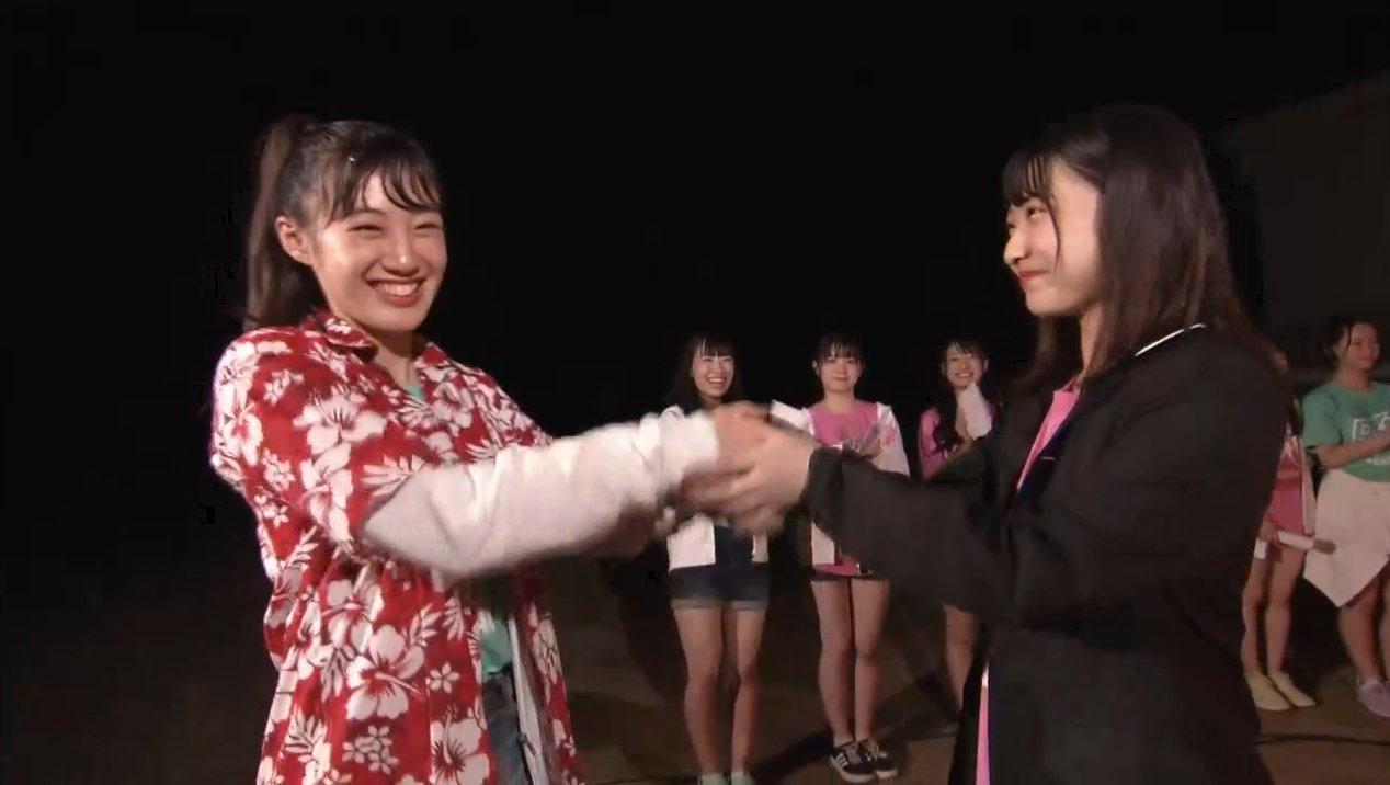 2019年8月18日新YNN NMB48 CHANNELで放送された「BACHI BACHI CAMP」の画像-2784