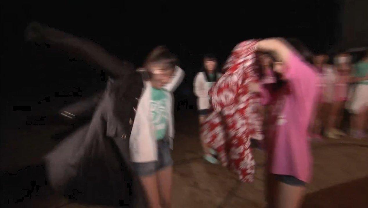 2019年8月18日新YNN NMB48 CHANNELで放送された「BACHI BACHI CAMP」の画像-2786
