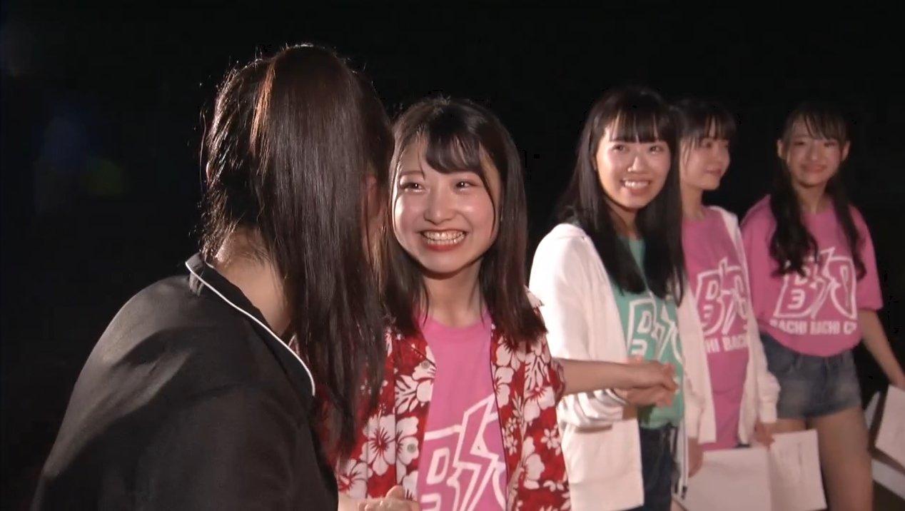 2019年8月18日新YNN NMB48 CHANNELで放送された「BACHI BACHI CAMP」の画像-2803