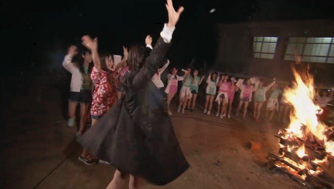 2019年8月18日新YNN NMB48 CHANNELで放送された「BACHI BACHI CAMP」の画像-2811