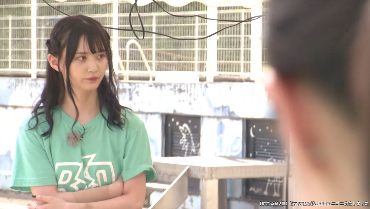 2019年8月18日新YNN NMB48 CHANNELで放送された「BACHI BACHI CAMP」の画像-605