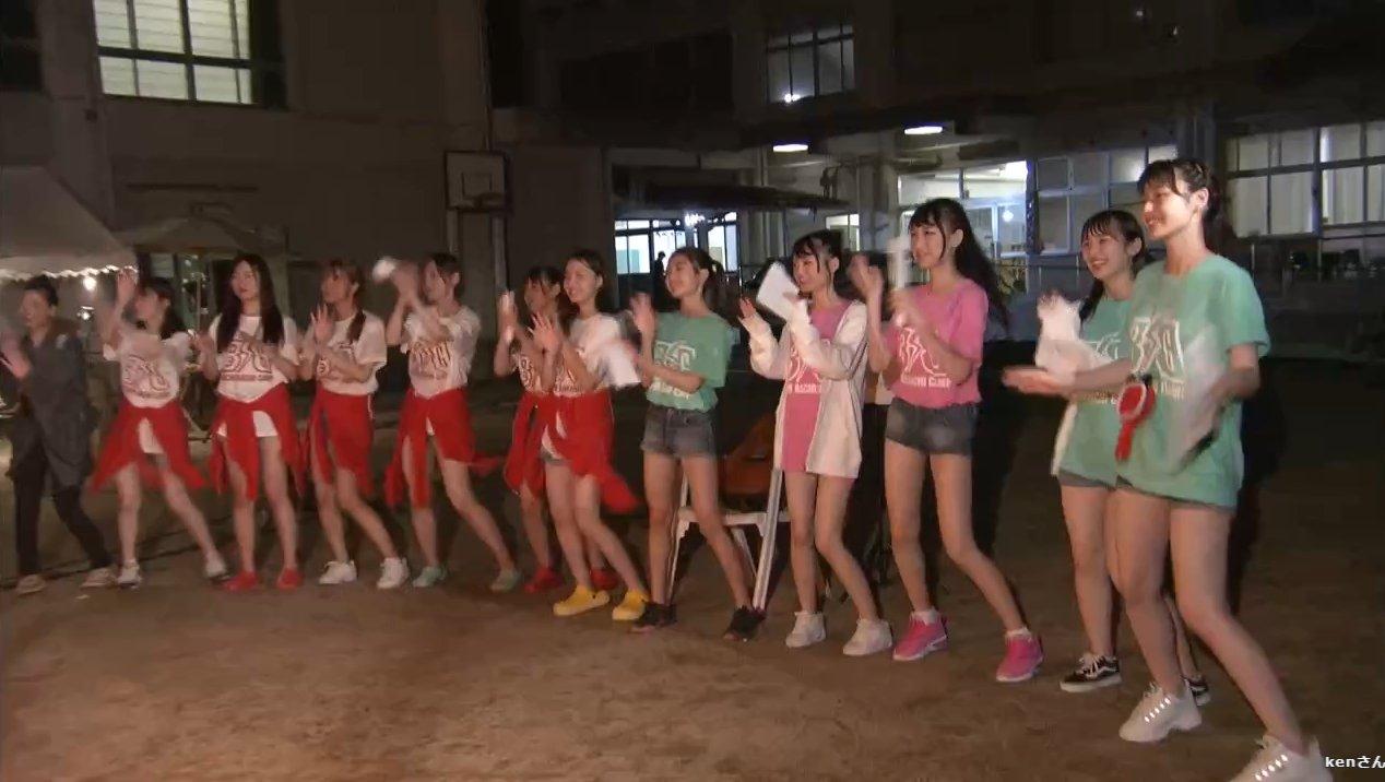 2019年8月18日新YNN NMB48 CHANNELで放送された「BACHI BACHI CAMP」の画像-2815