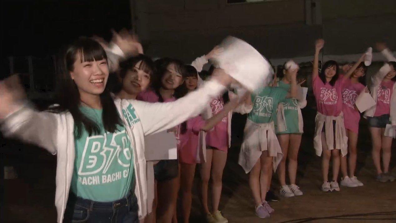 2019年8月18日新YNN NMB48 CHANNELで放送された「BACHI BACHI CAMP」の画像-2823