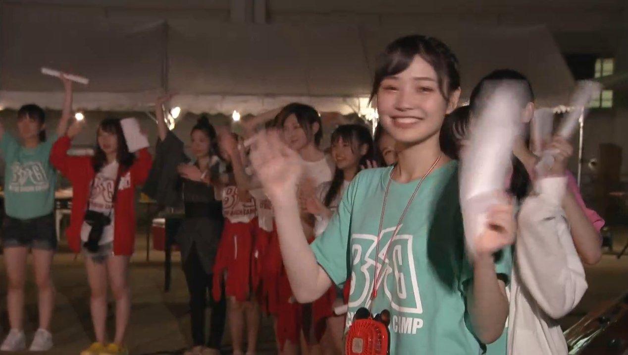 2019年8月18日新YNN NMB48 CHANNELで放送された「BACHI BACHI CAMP」の画像-2825