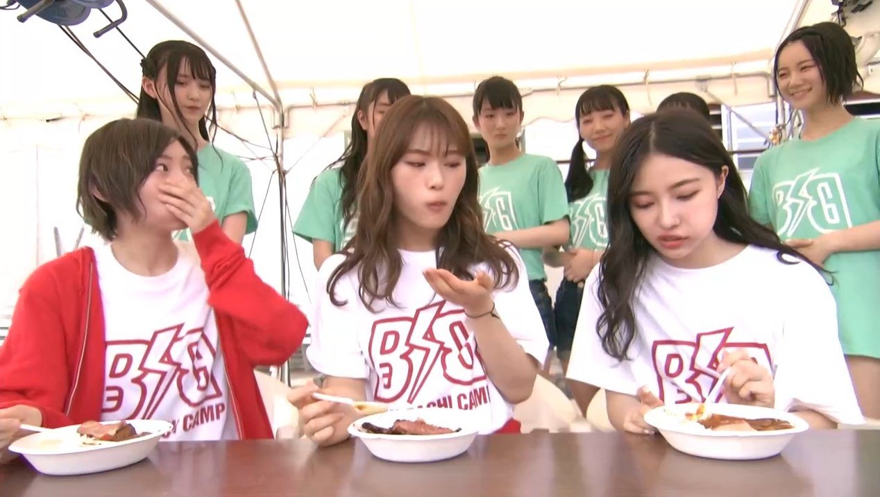 2019年8月18日新YNN NMB48 CHANNELで放送された「BACHI BACHI CAMP」の画像-663