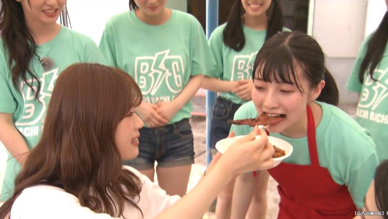 2019年8月18日新YNN NMB48 CHANNELで放送された「BACHI BACHI CAMP」の画像-665
