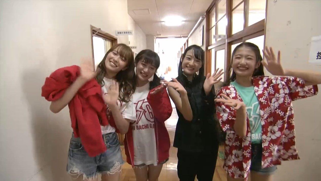 2019年8月18日新YNN NMB48 CHANNELで放送された「BACHI BACHI CAMP」の画像-335
