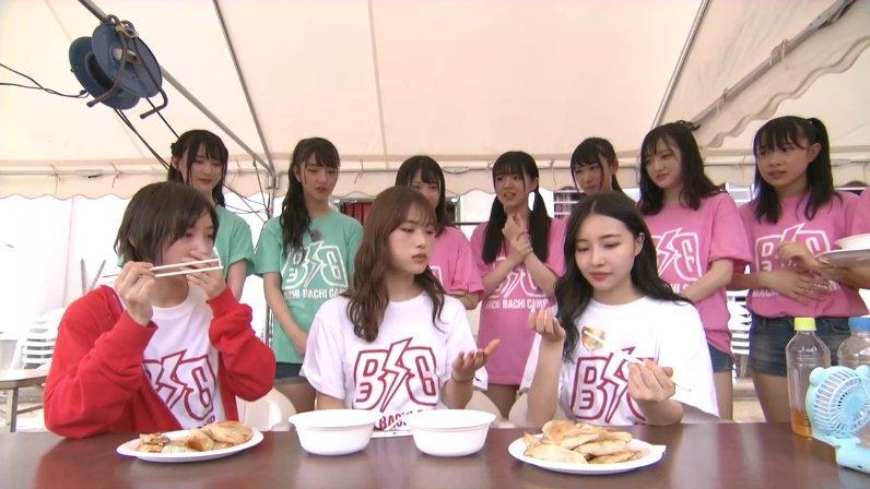 2019年8月18日新YNN NMB48 CHANNELで放送された「BACHI BACHI CAMP」の画像-698