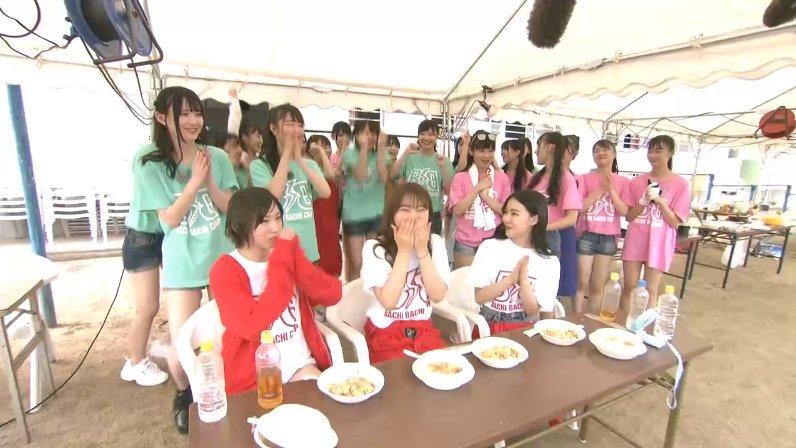 2019年8月18日新YNN NMB48 CHANNELで放送された「BACHI BACHI CAMP」の画像-761