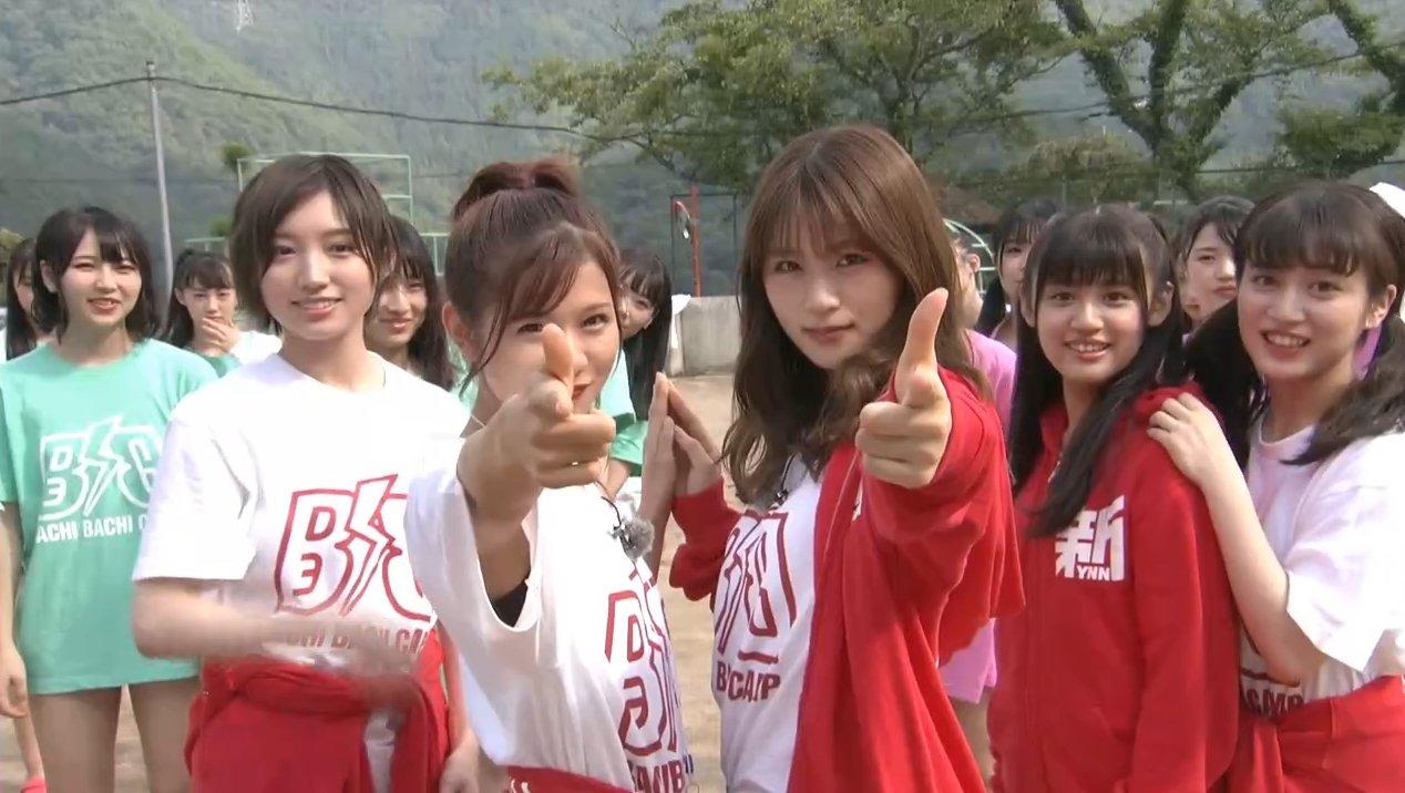 2019年8月18日新YNN NMB48 CHANNELで放送された「BACHI BACHI CAMP」の画像-890