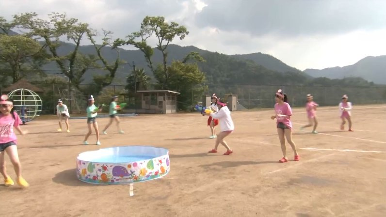 2019年8月18日新YNN NMB48 CHANNELで放送された「BACHI BACHI CAMP」の画像-946