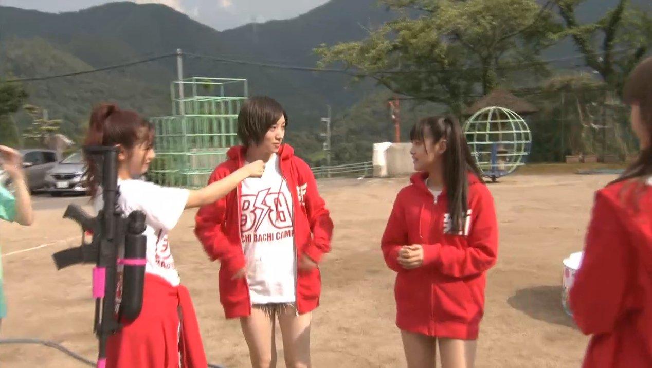 2019年8月18日新YNN NMB48 CHANNELで放送された「BACHI BACHI CAMP」の画像-984