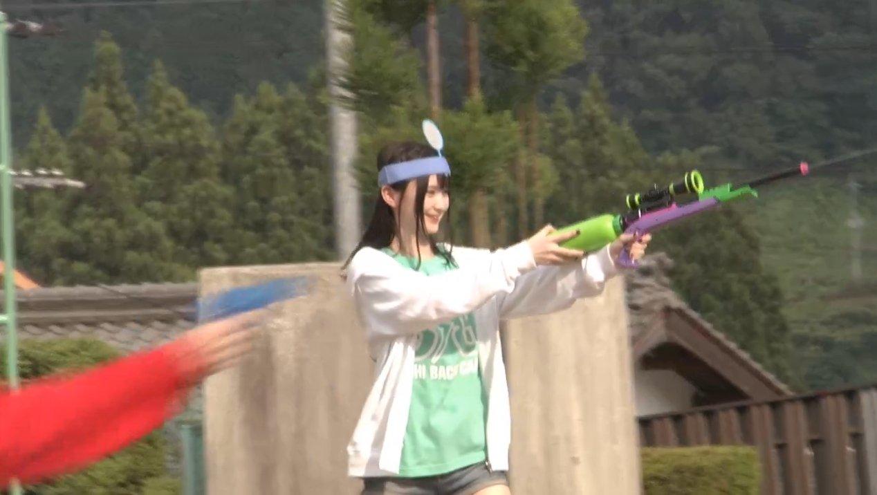 2019年8月18日新YNN NMB48 CHANNELで放送された「BACHI BACHI CAMP」の画像-1026