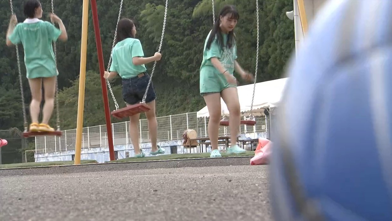 2019年8月18日新YNN NMB48 CHANNELで放送された「BACHI BACHI CAMP」の画像-1111