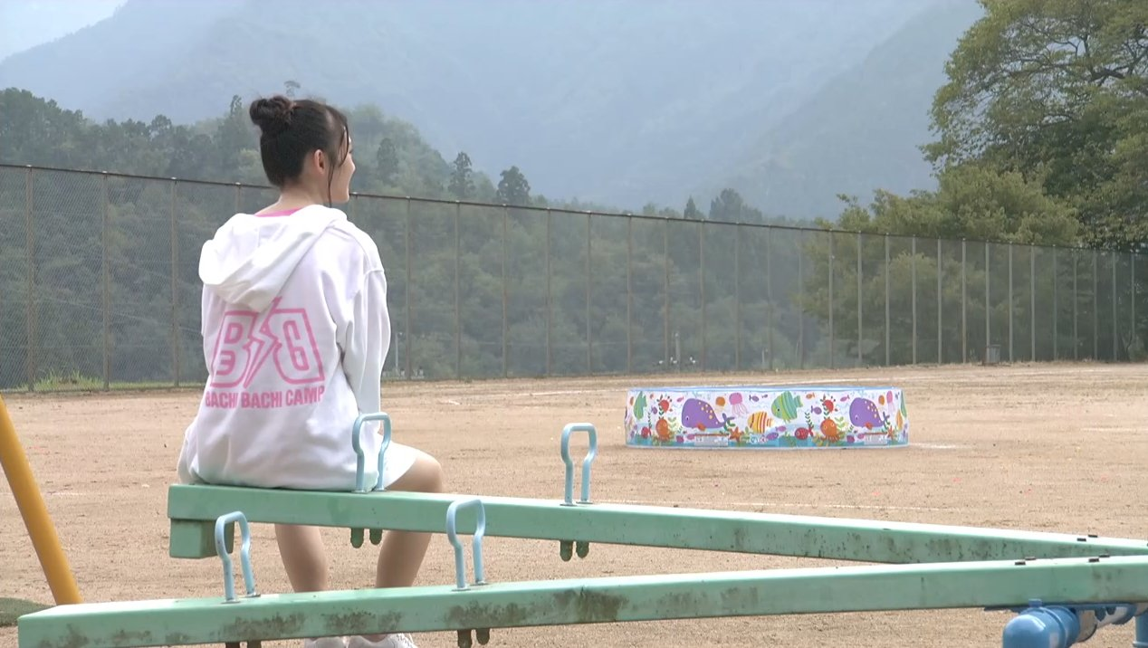 2019年8月18日新YNN NMB48 CHANNELで放送された「BACHI BACHI CAMP」の画像-1113