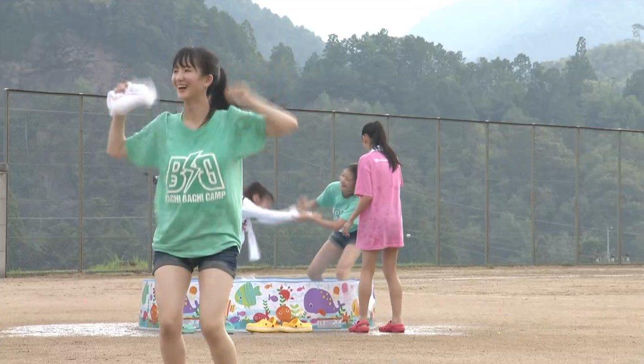2019年8月18日新YNN NMB48 CHANNELで放送された「BACHI BACHI CAMP」の画像-1119