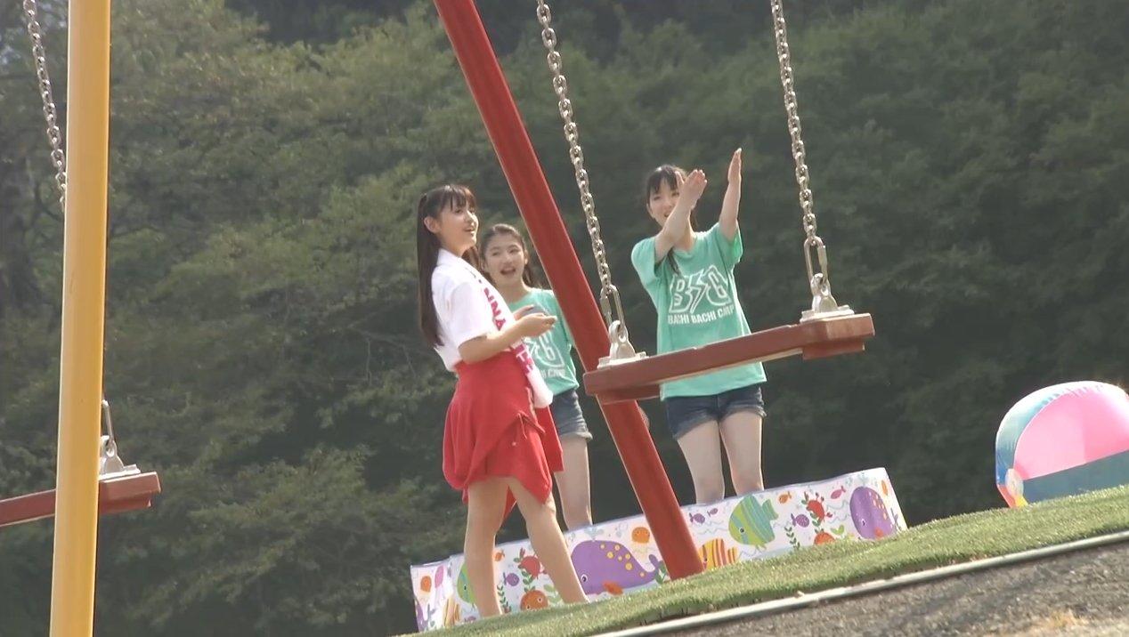 2019年8月18日新YNN NMB48 CHANNELで放送された「BACHI BACHI CAMP」の画像-1131