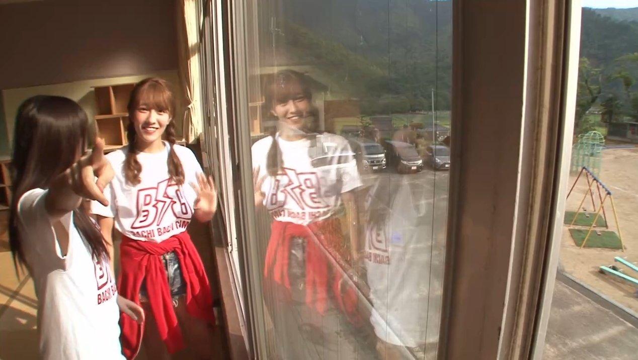 2019年8月18日新YNN NMB48 CHANNELで放送された「BACHI BACHI CAMP」の画像-1133