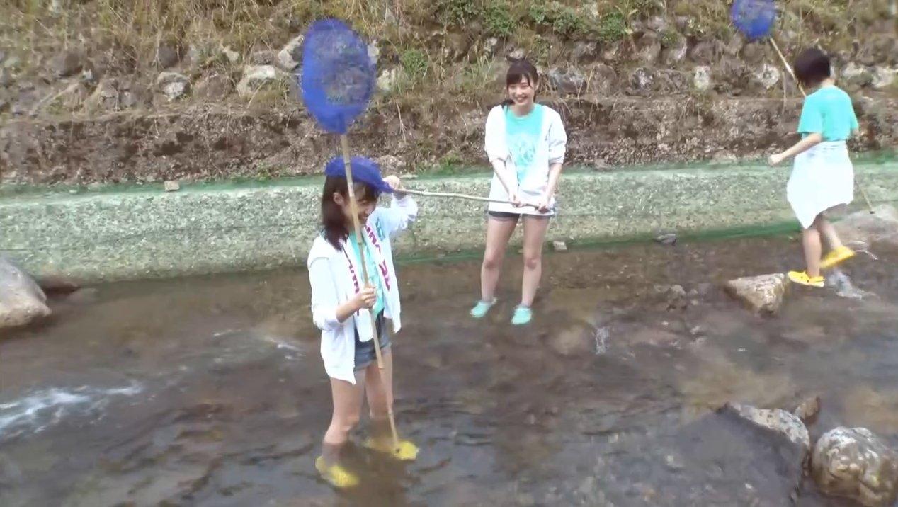 2019年8月18日新YNN NMB48 CHANNELで放送された「BACHI BACHI CAMP」の画像-1151