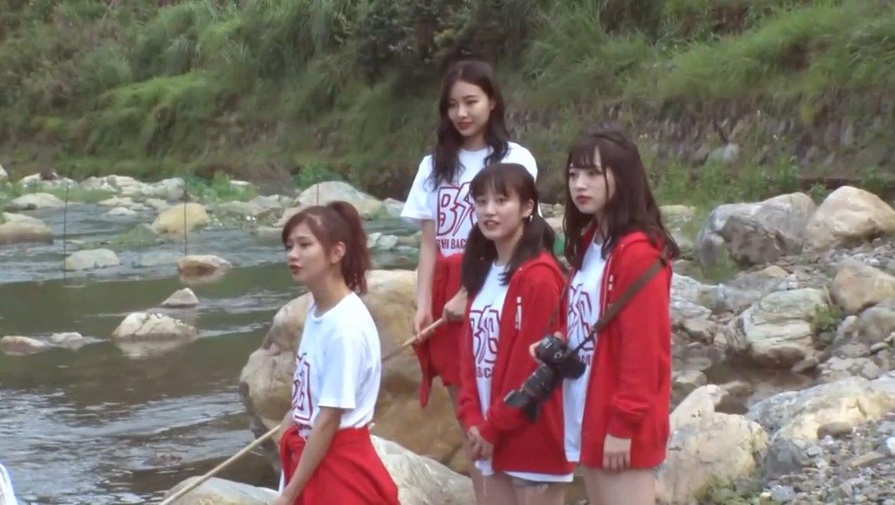 2019年8月18日新YNN NMB48 CHANNELで放送された「BACHI BACHI CAMP」の画像-1194
