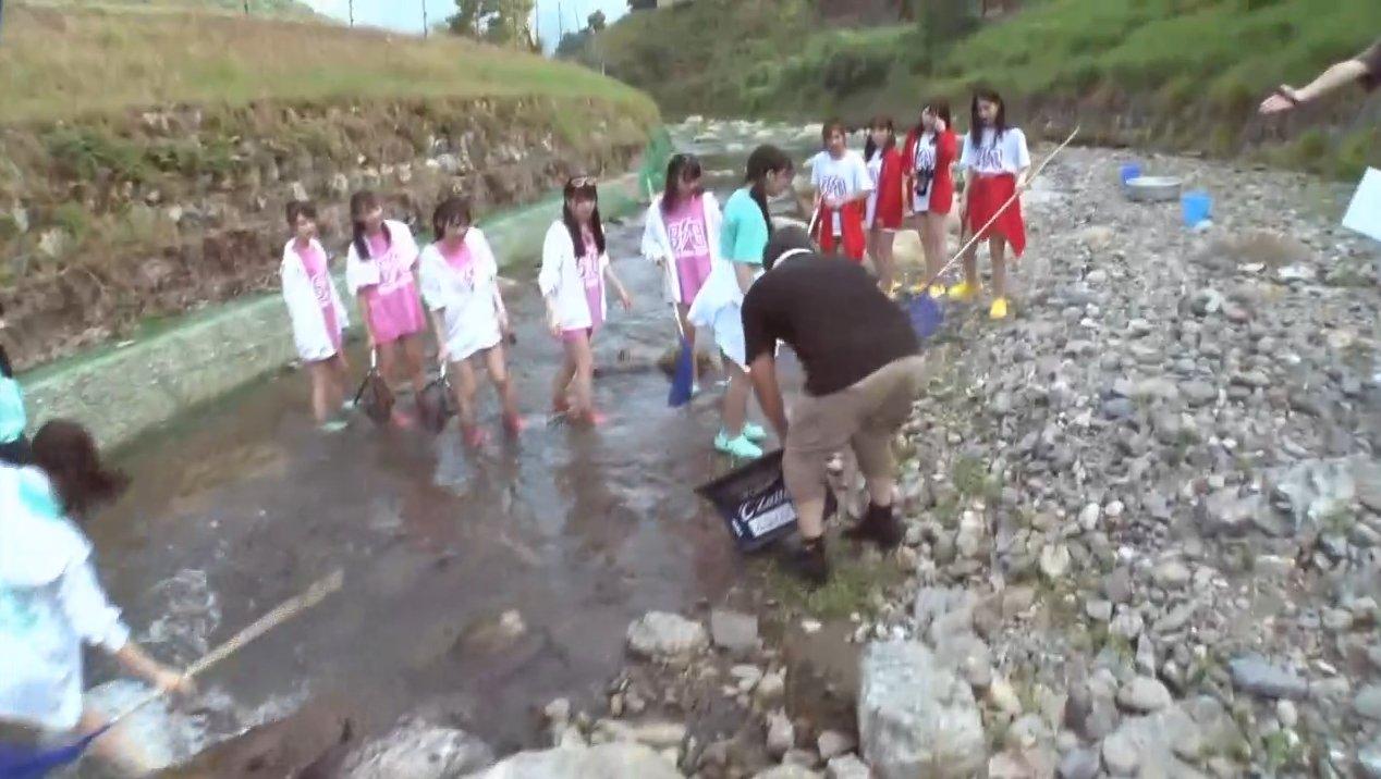 2019年8月18日新YNN NMB48 CHANNELで放送された「BACHI BACHI CAMP」の画像-1223