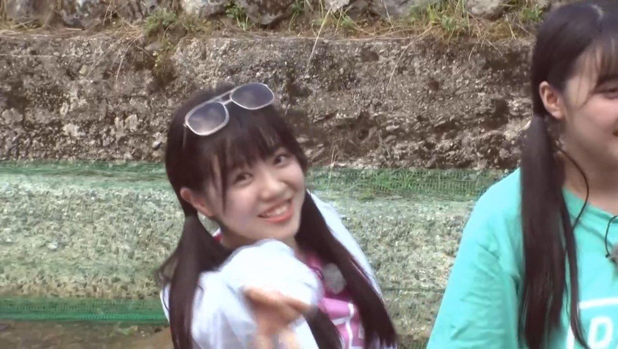2019年8月18日新YNN NMB48 CHANNELで放送された「BACHI BACHI CAMP」の画像-1268