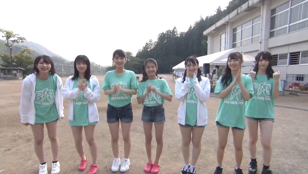 2019年8月18日新YNN NMB48 CHANNELで放送された「BACHI BACHI CAMP」の画像-1370