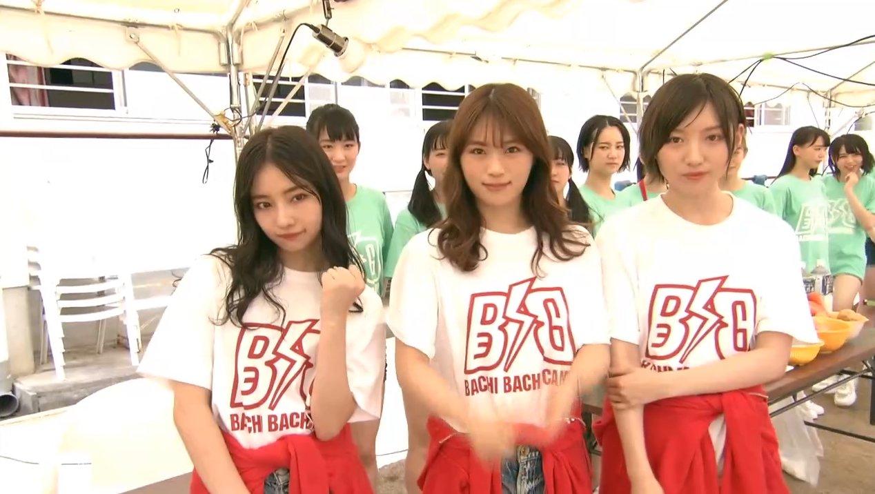 2019年8月18日新YNN NMB48 CHANNELで放送された「BACHI BACHI CAMP」の画像-349